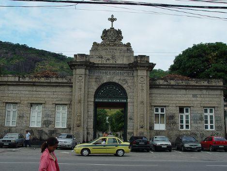 Cemitério São João Batista, história e peculiaridades